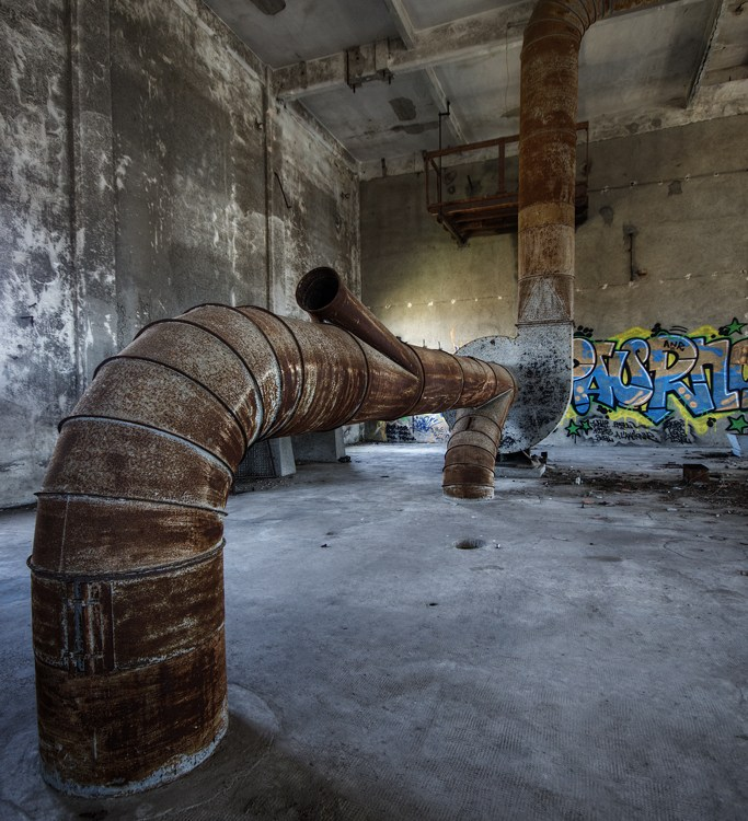 Urbex, André alessio, Graphylight