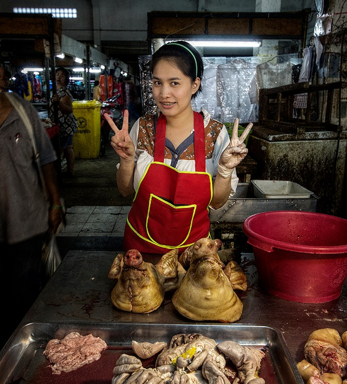 Portraits of Thailand, André Alessio, Graphylight