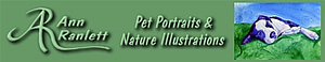 Ann Ranlet Pet Portraits & Nature Illustrations