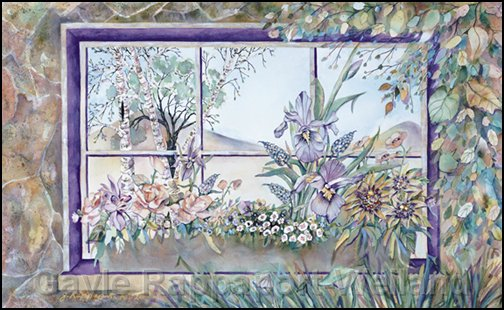 """Window to the World - Limited edition prints (edition size: 250) / 39"""" x 24"""" - $398 / 8"""" x 5"""" - $42"""
