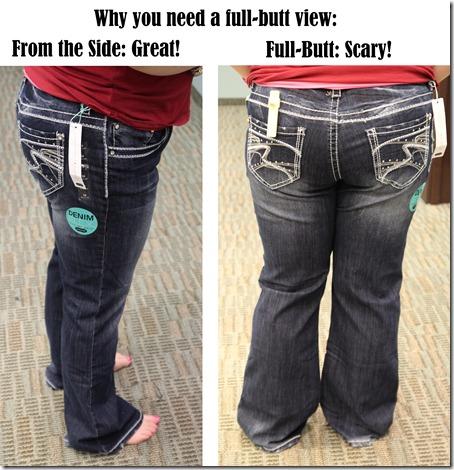 Resultado de imagen de plus size women wearing horrible trousers