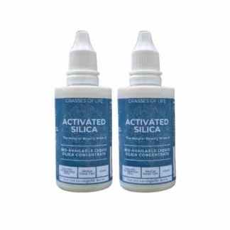 Activated Silica 45ml Duo Pack