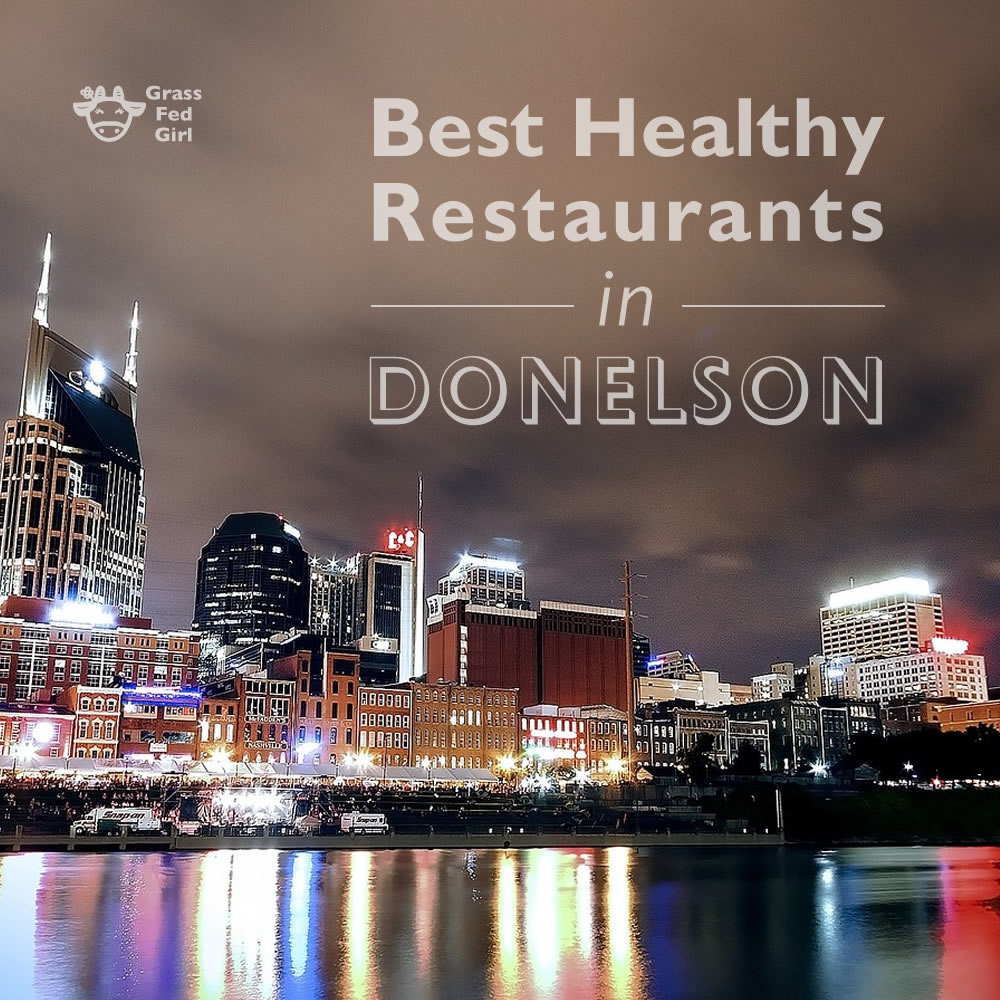 Restaurants Near Me Nashville