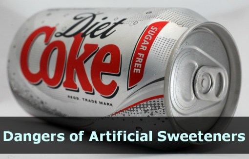 dangers artificial sweetener