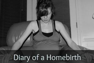 waterbirth natural no meds baby labor