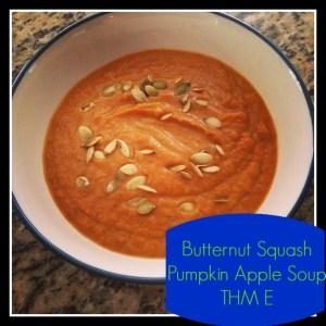 pumpkin soup pic