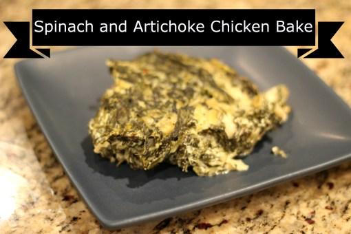 spinachchickenbake