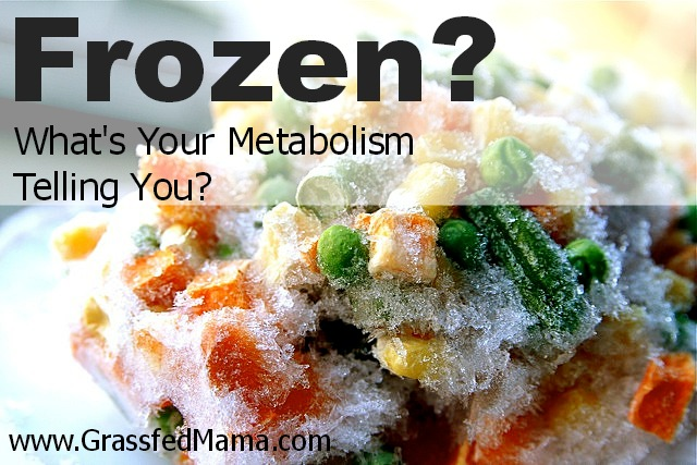 slow metabolism, basal body temperature, signs of slow metabolism