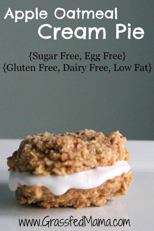 sugar free, gluten free, egg free, low fat