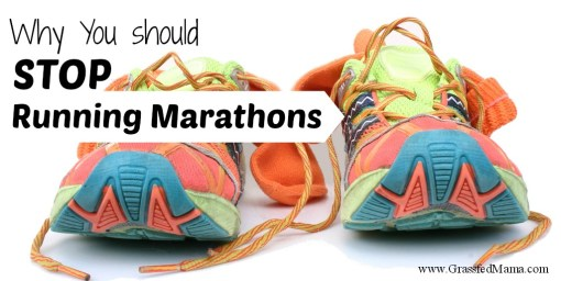 Why you should stop running marathons