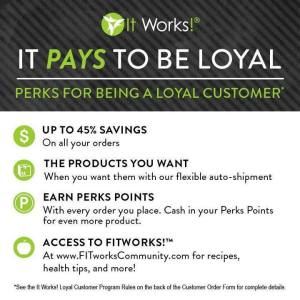 FB party post 9 loyal customer perks