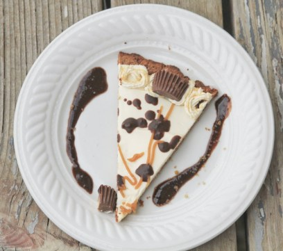 sugar free chocolate peanut butter cookies pizza
