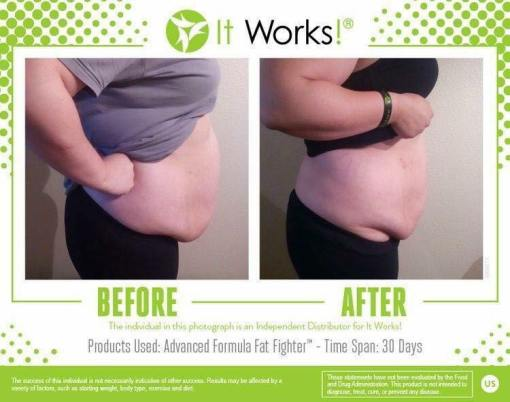 It Works Fat Fighters Results