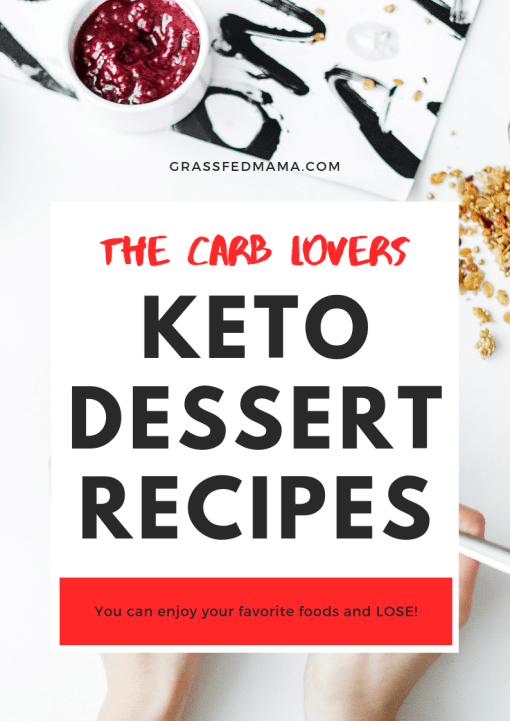 Top Keto Dessert Recipes