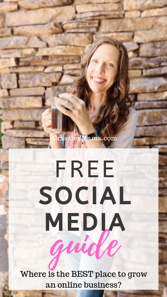 Free Social Media Guide for Businesses
