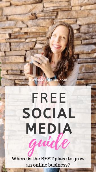 Free Social Media Guide for Businesses