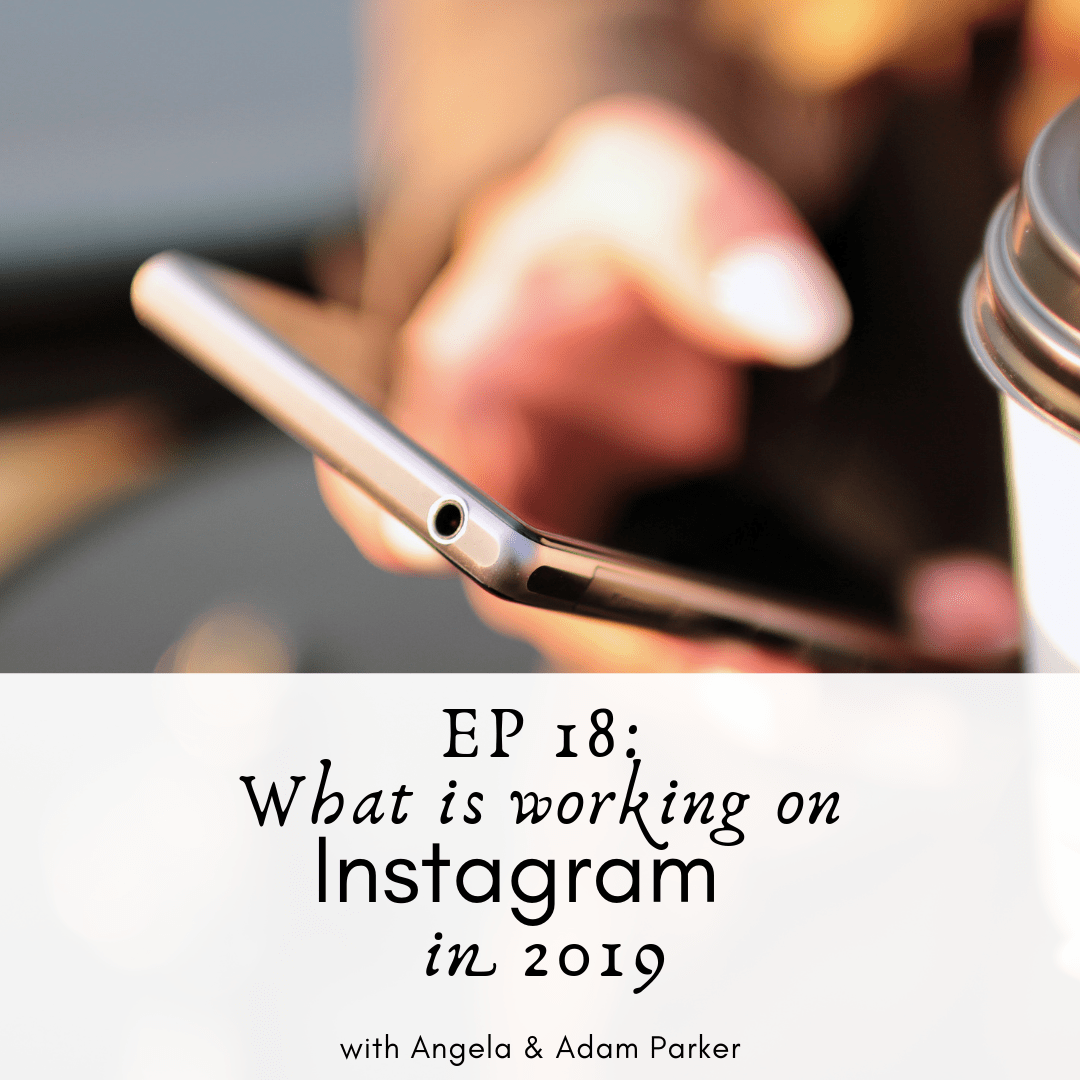 What is working on Instagram for Building a Business Online