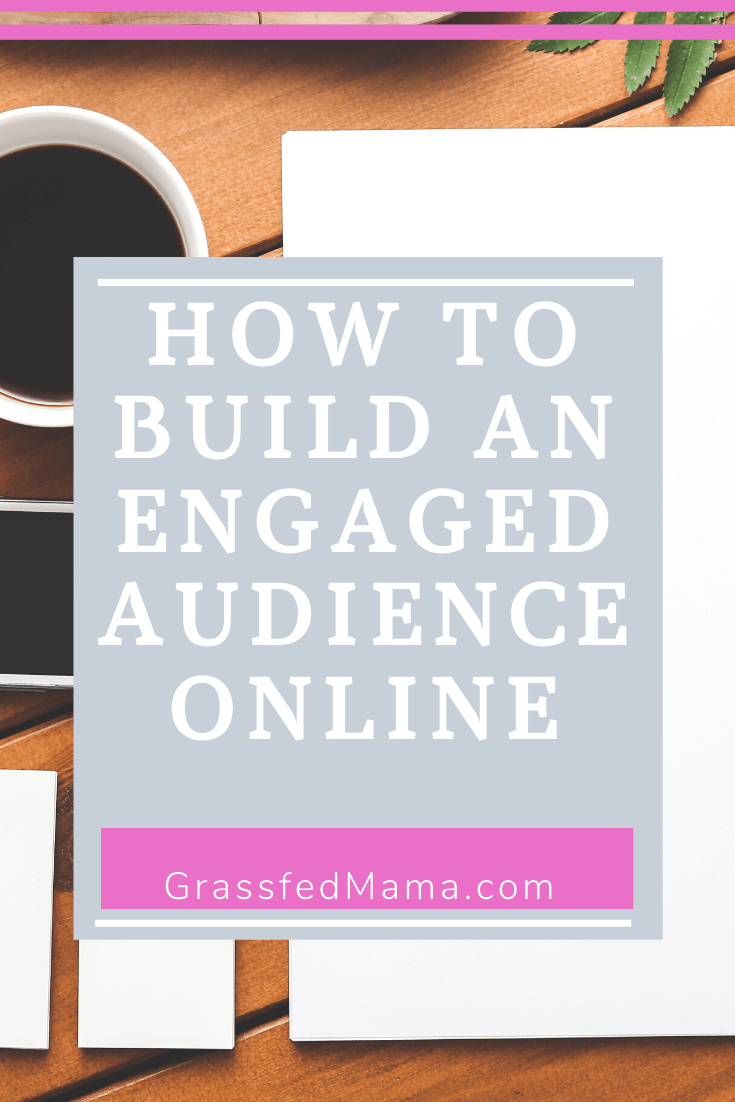 How to Build an Engaged Audience Online
