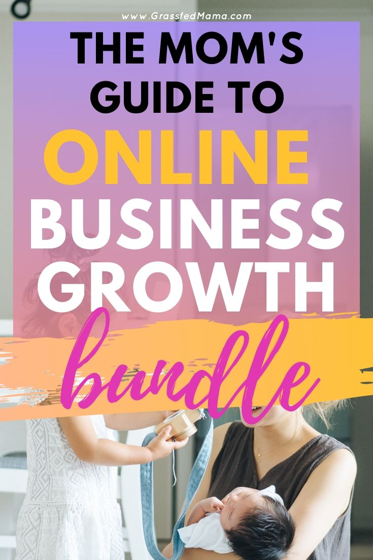 The Mom's Online Business Growth Bundle