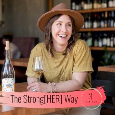 Alisha Carlson of the Strong her Way