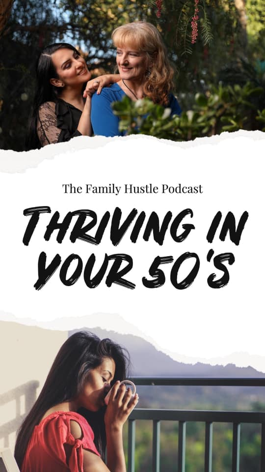 Thriving in Your 50's