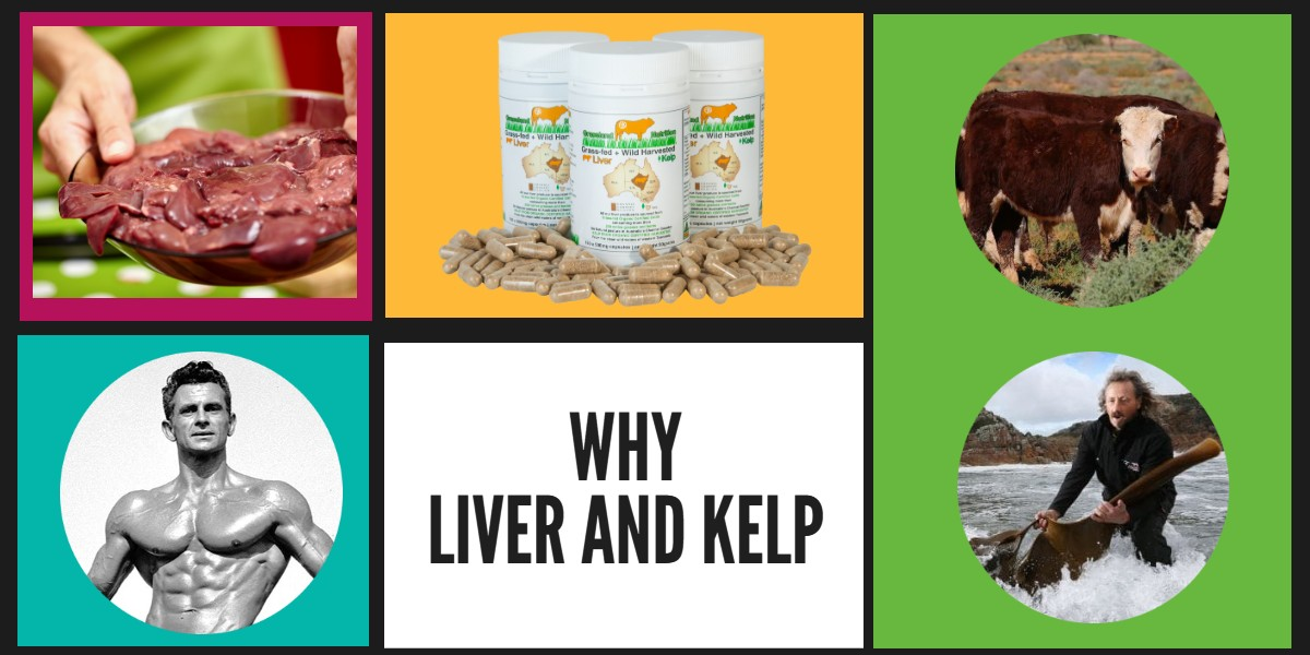 why liver and kelp
