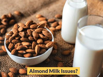 Almond Milk Side Effects