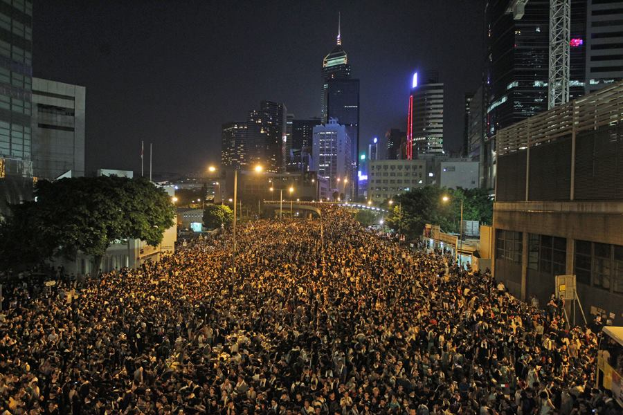 Promoting Democracy in Hong Kong: Combining Prudence with Idealism