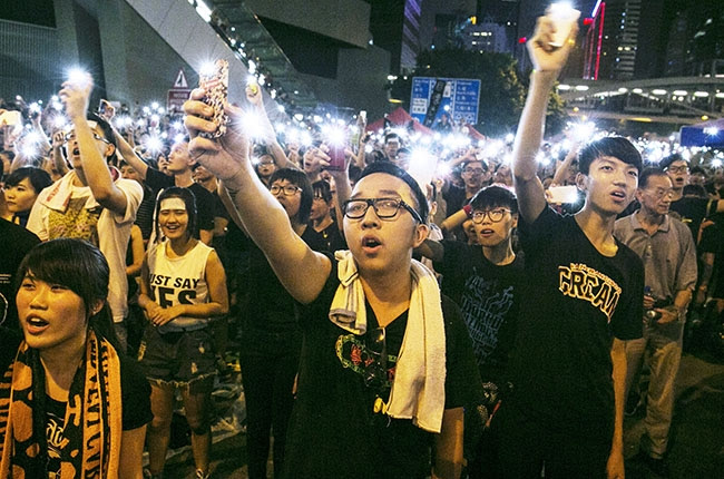 Will Free Markets Lead to a Freer Hong Kong?
