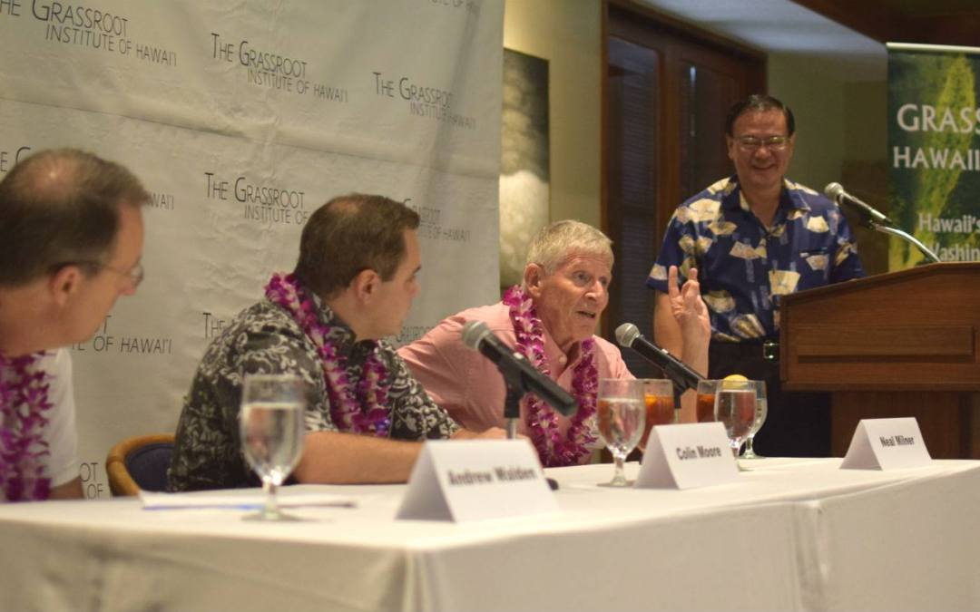 Politics in Hawaii: What's Going On!?