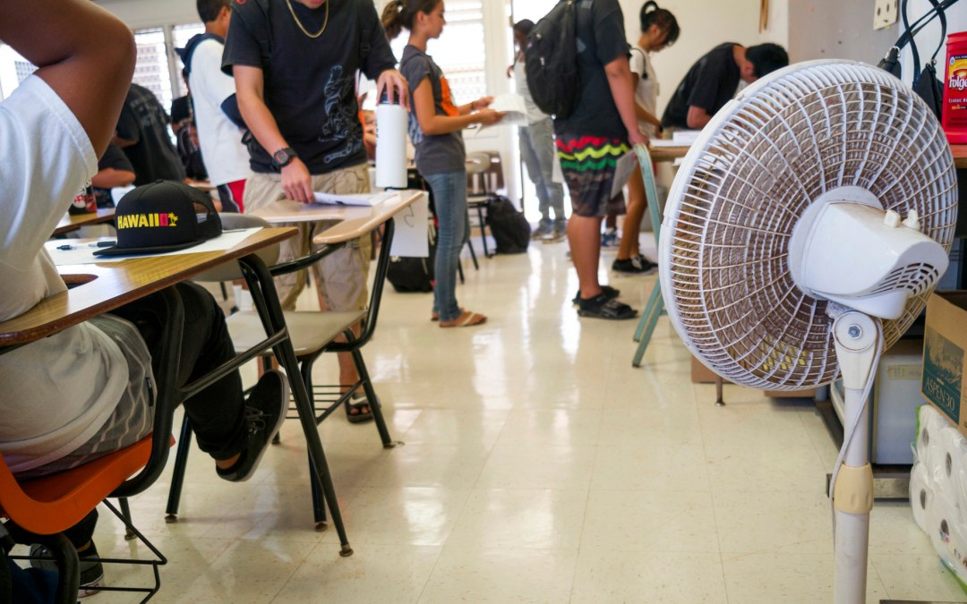 Why it's so expensive to cool Hawaii's schools