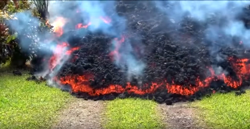State encouraged building in risky lava zone