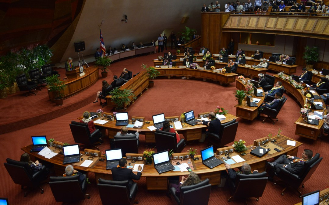 Hawaii union law potentially unconstitutional