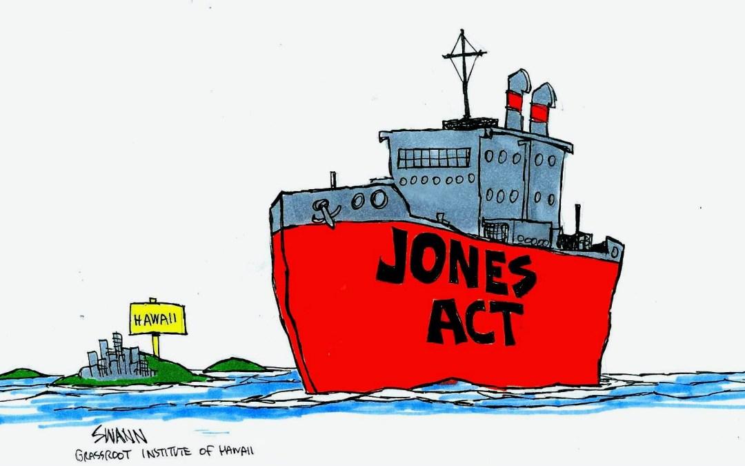 Jones Act lobby lobs a dud in advance of our landmark study