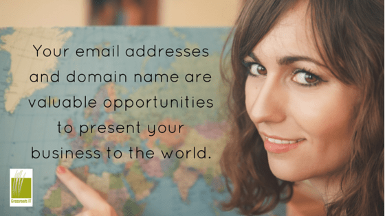 Choosing the best email addresses for business