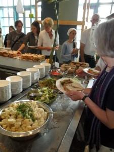 buffet van VivaVega