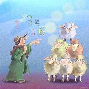 schappjes tellen
