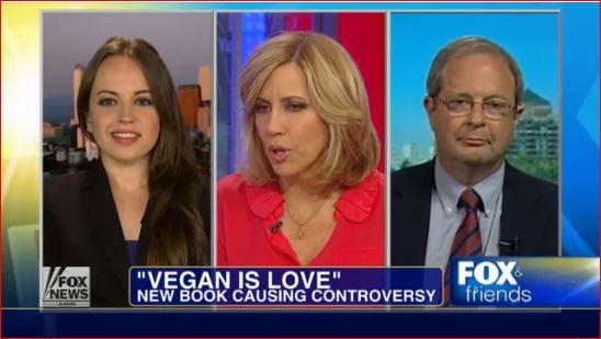 veganisLoveFOX