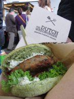the Dutch Weedburger, Veggieworld 2017