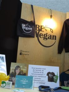 Be Vegan, Veggieworld