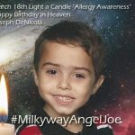 Light a Candle today in Joseph's Memory