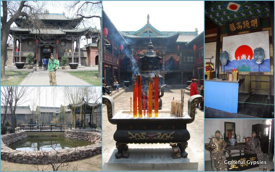 Some of the many sites you can visit with the ticket.