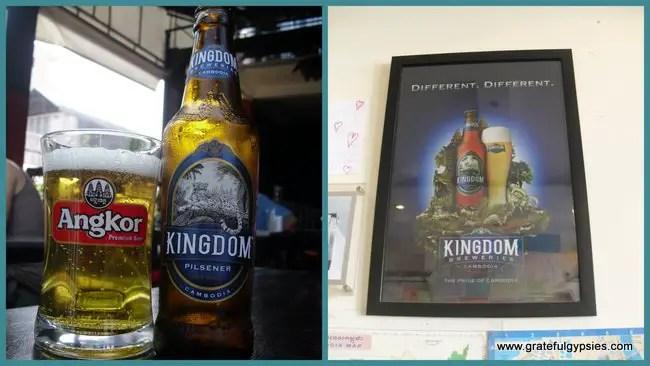 Cambodia's best beer.
