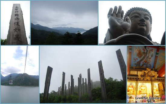 Lantau Island - a great day trip.