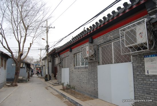Get lost in Old Beijing.