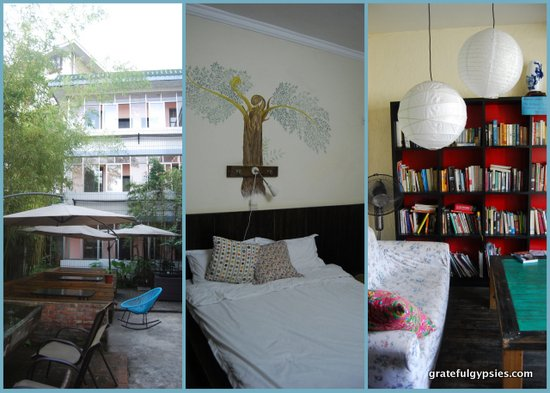 Wada - an awesome hostel in Guilin.