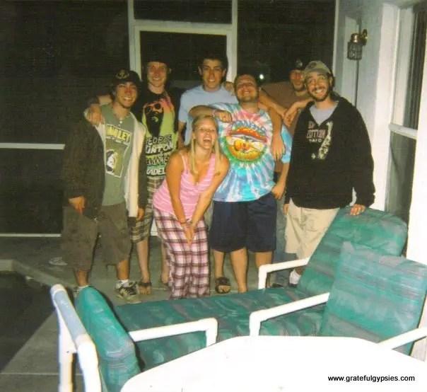 My Langerado crew.