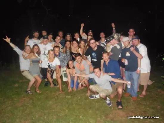 Our friends rock \mm/