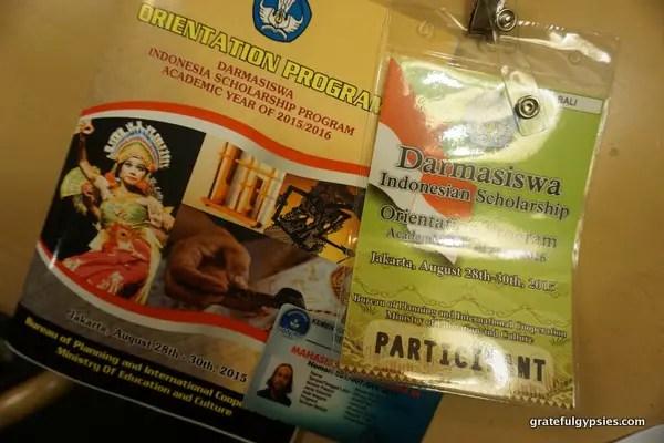 Darmasiswa Program Bali