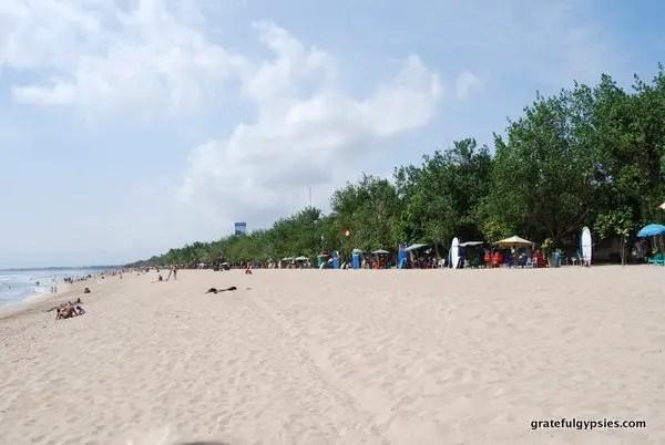 Welcome to Kuta Beach!